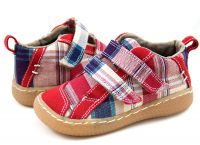 Bernal Red Plaid 7